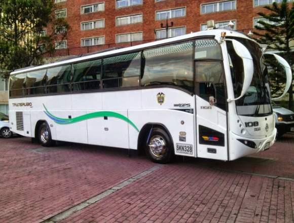 Servicio de transporte y tours