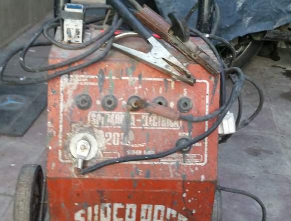 .VDO SOLDADORA SUPER ARCO 200 AMP. INDUSTRIAL