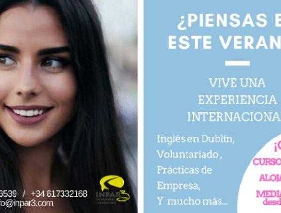 Estudia inglés en Dublin
