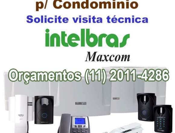 Assistencia tecnica Autorizada Intelbras - Maxcom