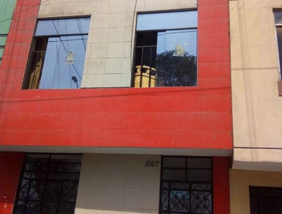 Venta de Edificio Multifamiliar en SMP, de 4 pisos