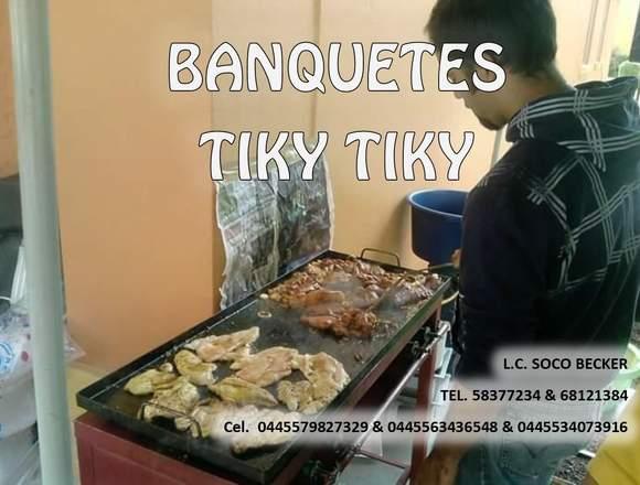 Banquetes Parrilladas y Taquizas