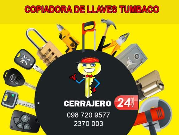 Cerrajero 24 horas Quito, Cumbayá, Tumbaco