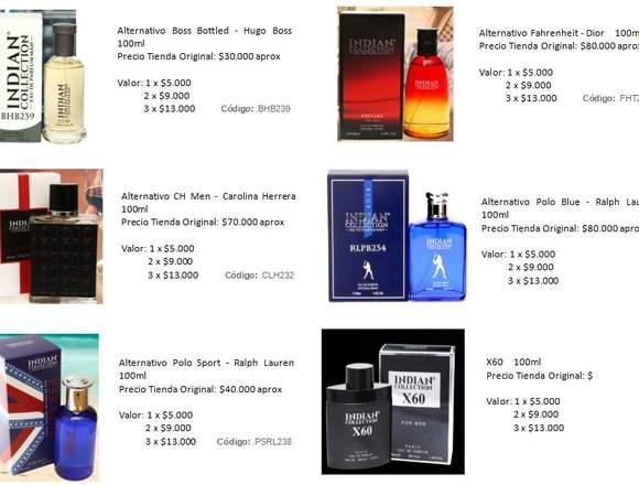 Perfumes Hombre rico aroma