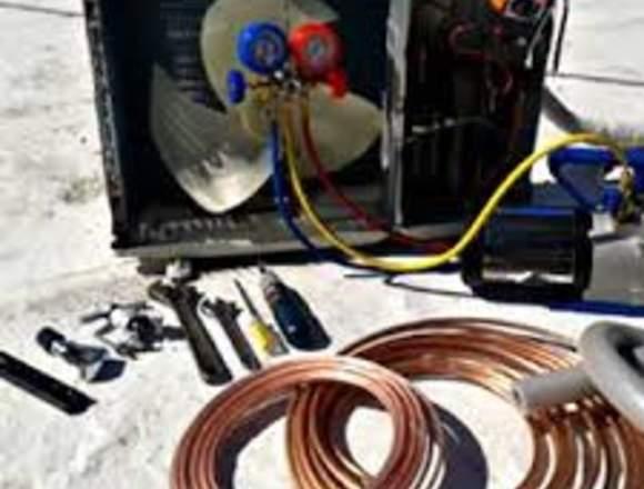 Servicio Técnico en Refrigeración y Climatización