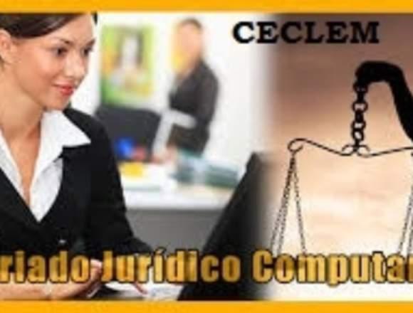 Curso Asistente Juridico y lex doctor office