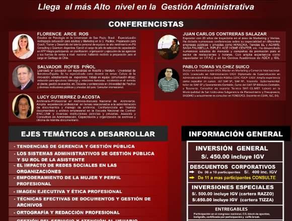12° Congreso Nacional de Secretarias y Asistente.