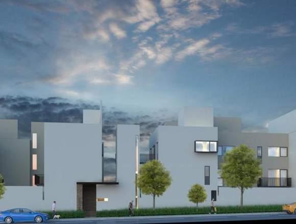 Casas nuevas en Copilco