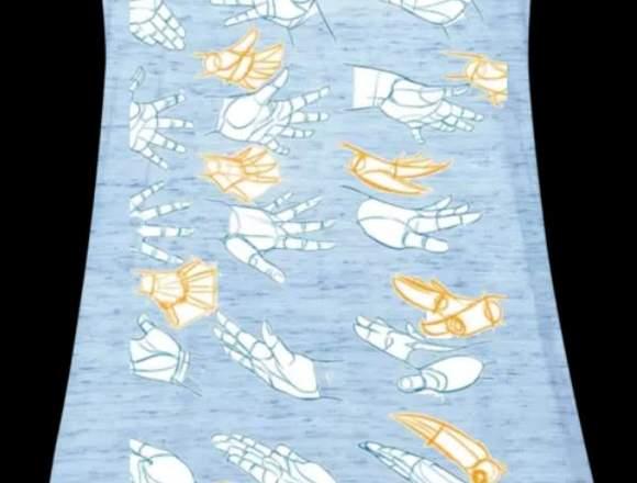 Camisa mujer de manos NUEVA