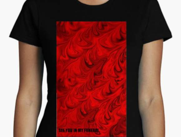 Camiseta mujer NUEVA