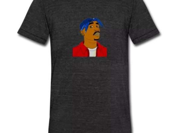 Camiseta tupac NUEVA