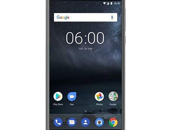 Vendo celular Nokia 6 nuevo y sellado