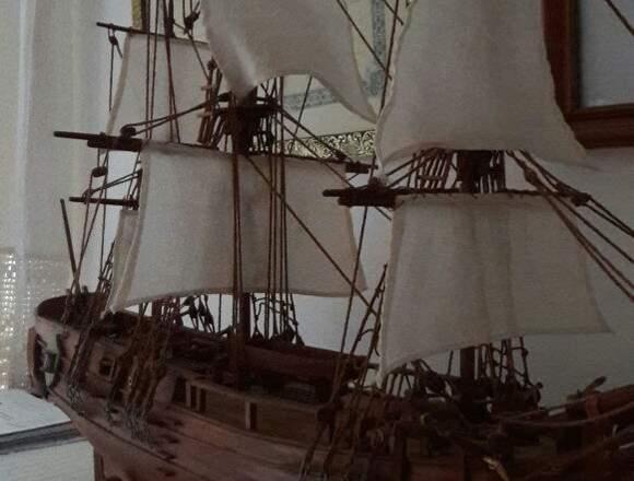 Modelismo Naval Galeón en Kit nuevo para armar.