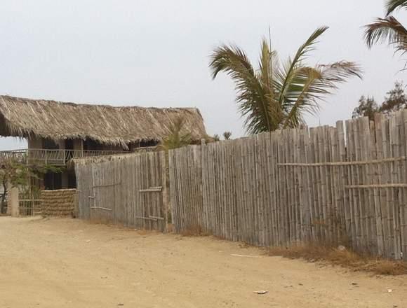 Se Vende Grande Terreno en Playa los Órganos