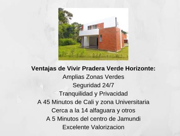CASA EN CONDOMINIO PRADERAS VERDE HORIZONTE