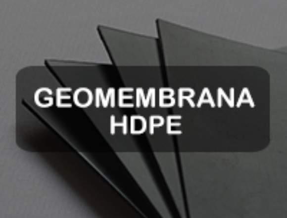 Distribución y Venta de Geomembrana