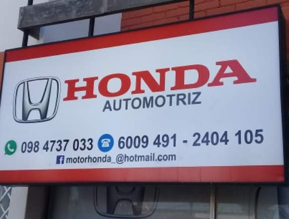 REPUESTOS AUTOS HONDA