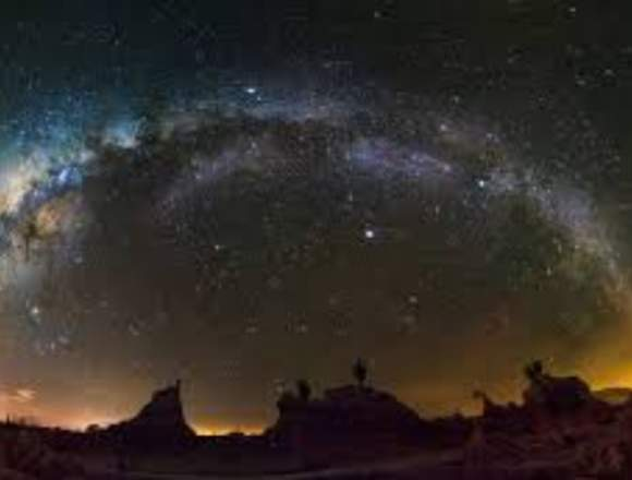 Ven y disfruta del mejor cielo nocturno