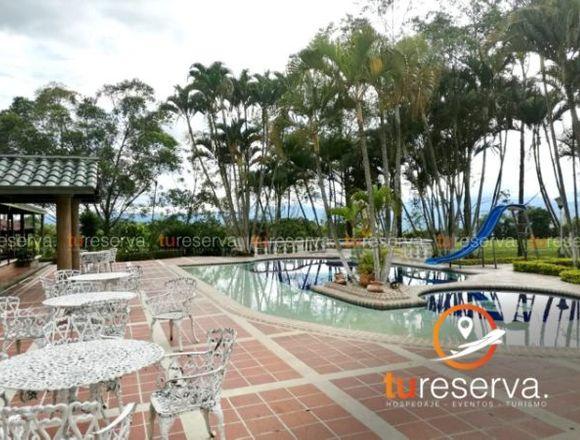 Hotel campestre en Cerritos en alquiler privado