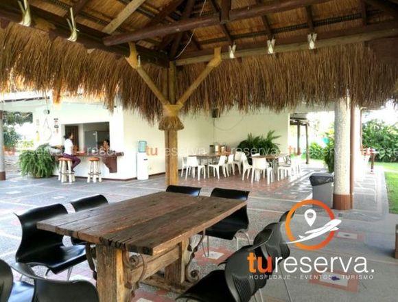 Casa campestre en alquiler ideal para eventos