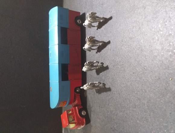 Corgi Toys Pferdetransporter