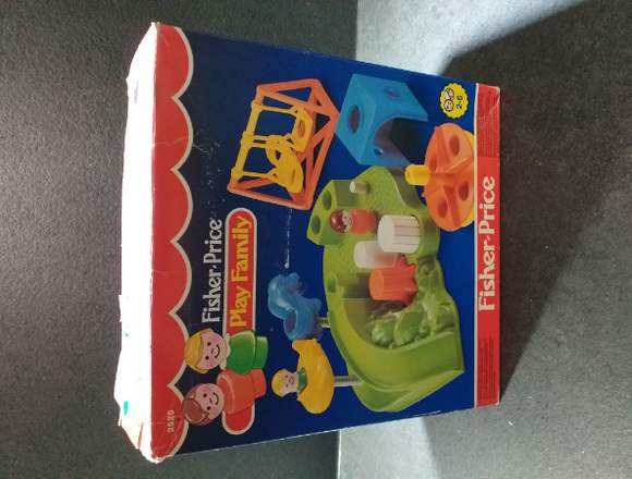 Fisher Price 2525 Vintage
