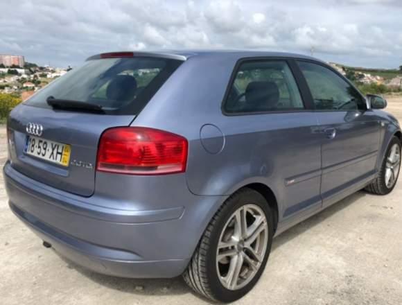 Audi A3 2004 Usado  em bom estado