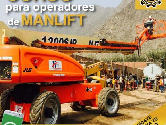 CERTIFICACION DE OPERADORES DE MANLIFT