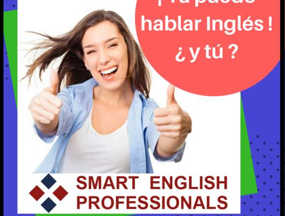 Clases de inglés con profesores nativos a casa