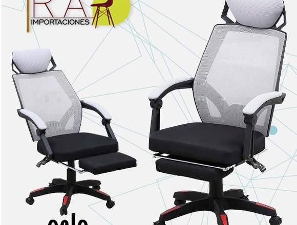 sillón ergonomico oslo gerencial