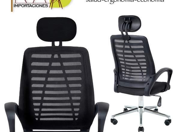 silla paris oficina secretaria