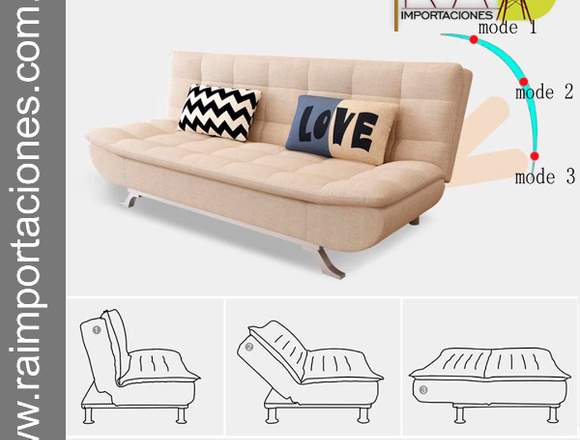 sofa cama reclinable