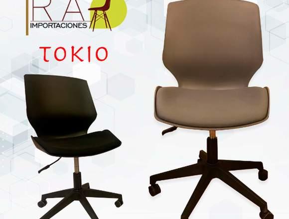 silla oficina secretaria tokio