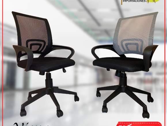 silla secretaria giratoria
