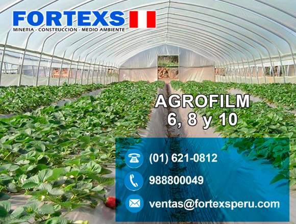 Agrofilm, Malla Raschel en diferentes porcentajes