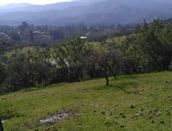 VENTA DE PARCELA EN CHILE VAlPARAISO