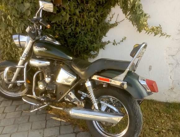 Loncin Lx200 Moto Choppera Choper