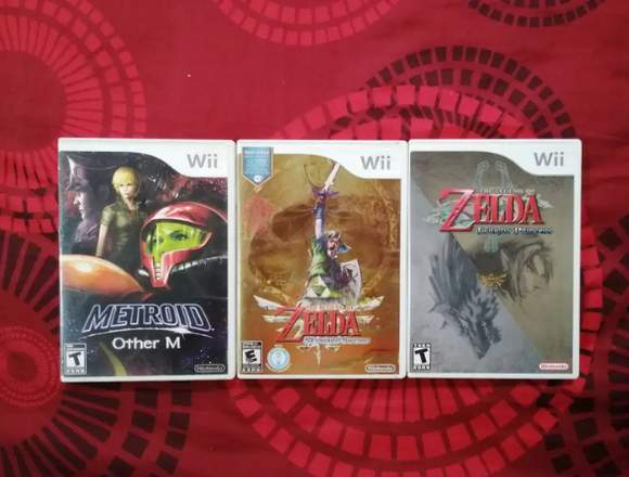Juegos De Nintento Wii