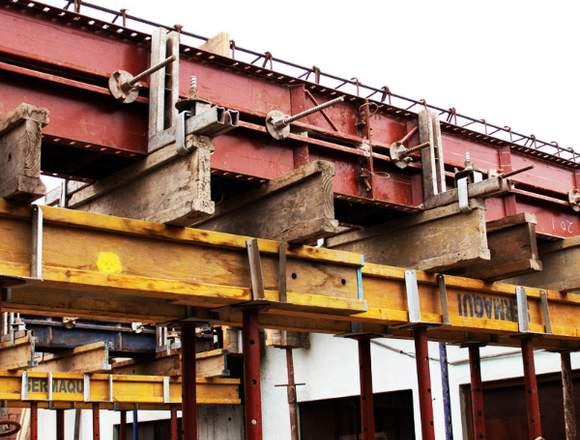 Encofrado Vertical hardy Steel / SERMAQUI