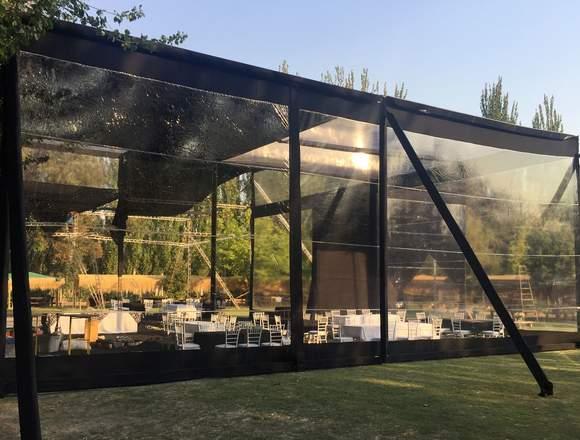 Arriendo de carpas en Santiago Chile