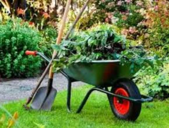 servicio técnico de jardinería