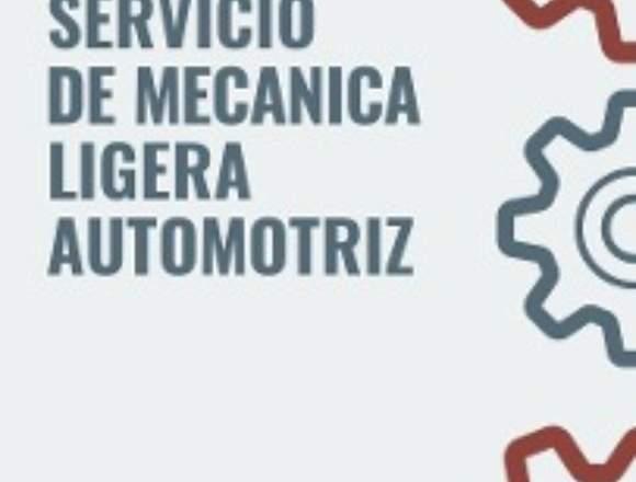 mecanico automotriz mecanica ligera