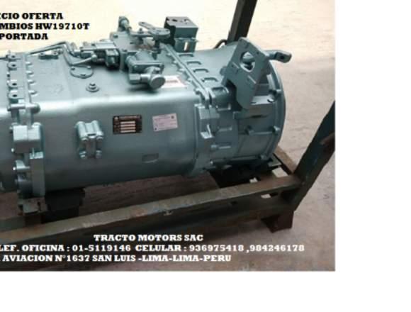 CHINA SINOTRUK INTERNATIONAL - TRACTO MOTORS S.A.C