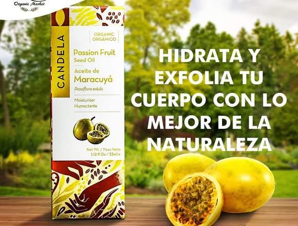 Aceite natural de Maracuyá