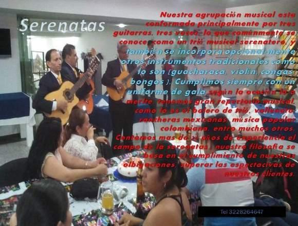 TRIO Musica Colombiana