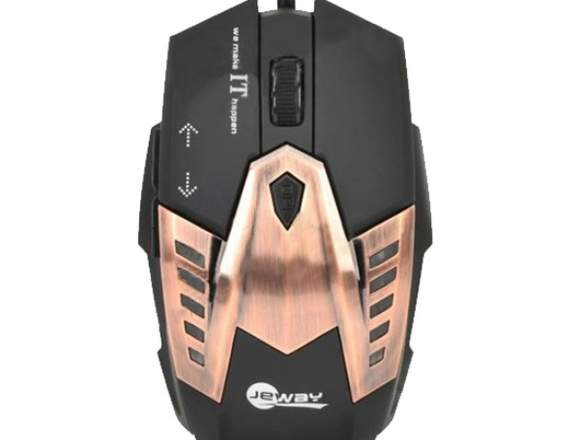 Mouse Gamer Jeway JM-1301-Negro