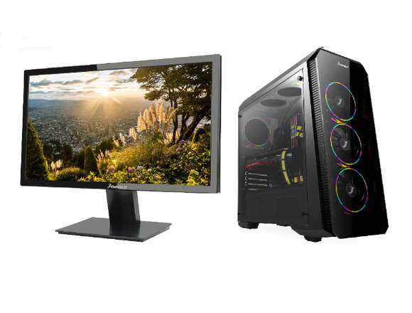 Computador Janus AMD RYZEN 5-3400 3.7 GHZ
