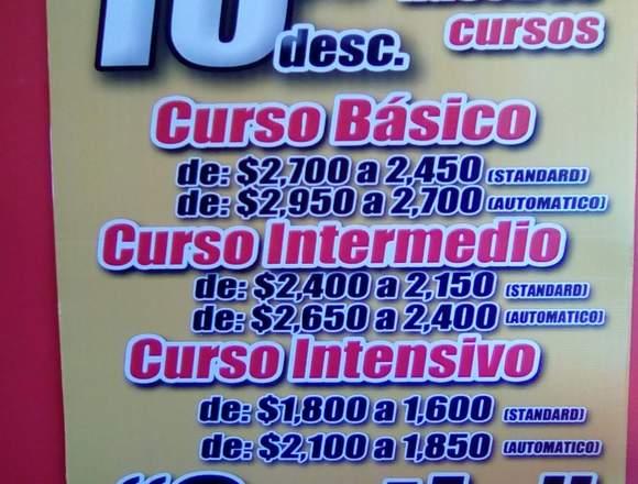 Curso de manejo Autoescuela Culiacán