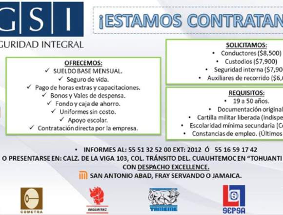 UNETE AL EQUIPO DE GSI/ GROUP EXCELLENCE