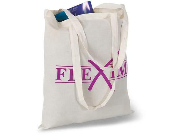 Fabrica de bolsas en tela ecológica marcadas